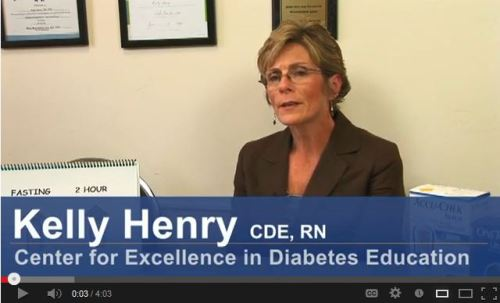 Kelly Henry Diabetes YouTube
